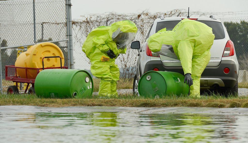 LP Hazardous Spill Containment